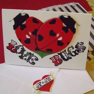 love bugs greetings cards by sayitwithsam