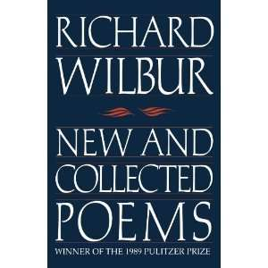 and Collected Poems (Harvest Book) [Paperback] Richard Wilbur Books
