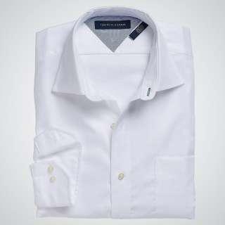 Tommy Hilfiger SOLID DRESS SHIRT