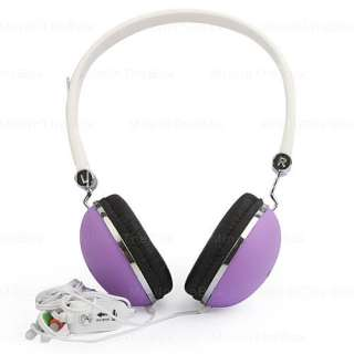 US$ 9.79   High quality Stylish 90°Swivel Headphones with Microphone