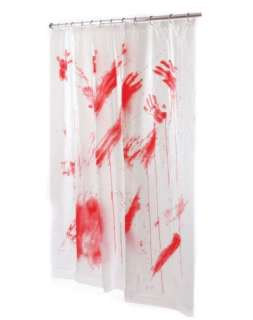 & Accessories / Bloody Shower Curtain