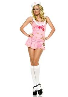 Costumes Sailor Costumes Womens Sailor Costumes Pink Sailor Costume