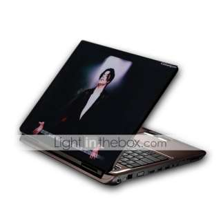 Michael Jackson Series Laptop Notebook Cover Protective Skin Sticker