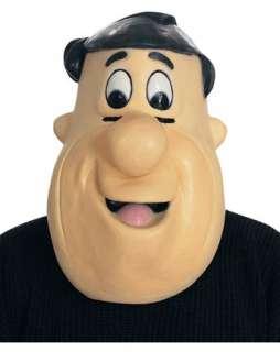 The Flintstones Fred Flintstone Mask Adult  Masks TV & Movie Hats
