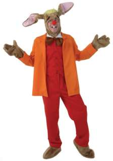 Alice in Wonderland Costumes March Hare Costumes Deluxe March Hare