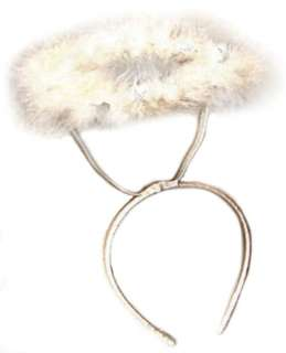 Feather Angel Halo with Headband   Angel Costumes