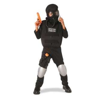 Special Forces Officer Child Costume, 38341