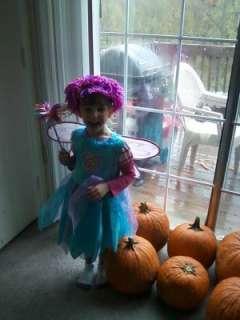 Sesame Street Abby Cadabby Toddler / Child Costume, 32789