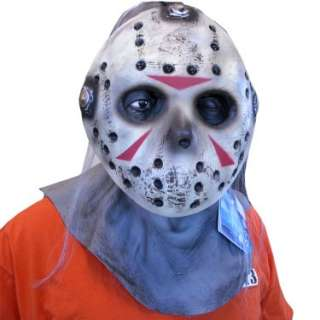Halloween Costumes Jason Deluxe with Removable Hockey Mask