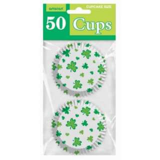 Halloween Costumes St Patricks Day Cupcake Baking Cups (50 count)