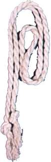 Natural cotton rope belt. Great accessory for egyptian, roman, and