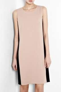 DKNY  Colour Block Sleeveless Sheath Dress by DKNY