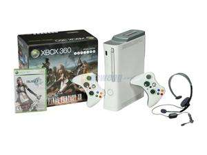Microsoft Final Fantasy XIII Special Edition Xbox 360 Bundle 250 GB