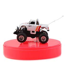 € 19.23   mini palm sized rc carro de corrida cross coutry cehicle