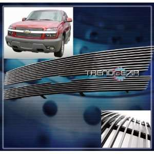 Chevy Avalanche CLADDING BILLET GRILLE GRILL Grille Grill