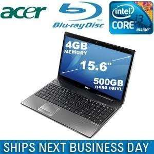 Acer Aspire 5741 5119 Laptop with 15.6 HD, Core i3 350M Processor (2