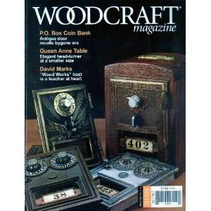 Woodcraft Magazine Vol 1 #1