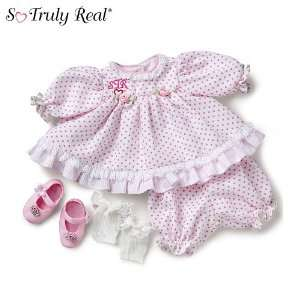 So Truly Real Baby Doll Clothing Going To Grandmas