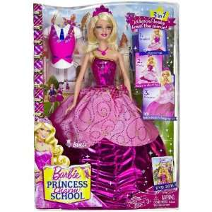 Blair Barbie Princess Charm School ~12 Doll Figure Toys & Games