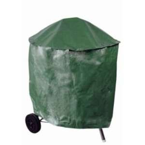 Kettle Bbq Cover (28In Diameter X 27In High) Patio, Lawn