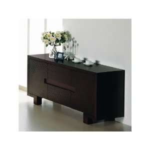 Hokku Designs Etch Buffet in Wenge   Fudi Cvg: Home