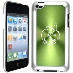 Apple iPod Touch 4 4G 4th Generation Green B127 hard back case
