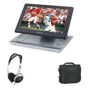 Panasonic DVD LS90 9 Inch Portable DVD Player: Electronics