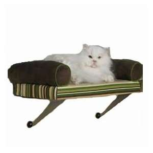 Triple kitty cat perch bed climbing tree condo 110029 5 colors for Cat window chaise