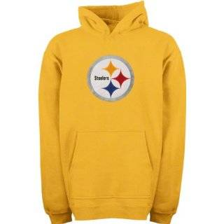 Pittsburgh Steelers 1954 Youth/Kids Grey Sweatshirt: Clothing