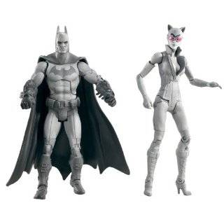DC Direct Batman: Arkham City Series 2: Catwoman Action Figure : Toys