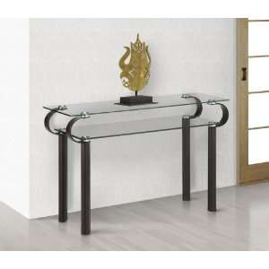 Zuo Modern Cooper Console Table Black