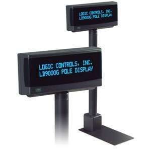 Logic Controls LD9000U Pole Display. LD9000 POLE DISPLAY 9