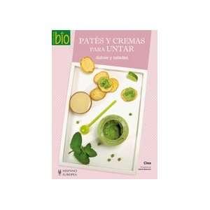 Patés y cremas para untar (9788425520273) Clea Books