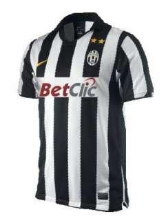 Nike Mens Juventus Soccer Jersey Shirt Black/White M