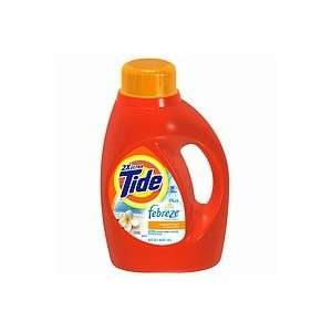 Tide Liquid Detergent plus Febreze Freshness, 30 Loads, Seaside Fresh
