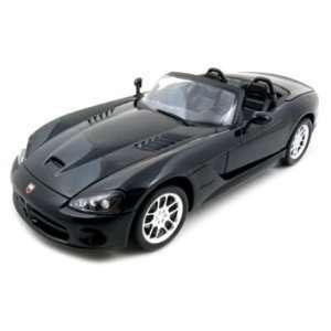 2003 Dodge Viper SRT 10 118 Diecast Model Black Toys & Games