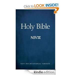 Holy Bible (NIV) (New International Version) Various Authors