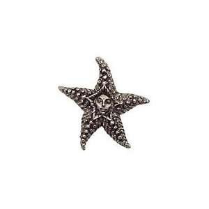 Green Girl Pewter Starfish Fairy 50mm Charms Arts, Crafts & Sewing