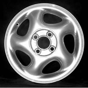 95 97 FORD CONTOUR ALLOY WHEEL RIM 15 INCH, Diameter 15, Width 6 (5