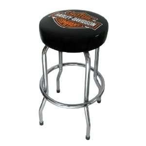 Harley Davidson Bar And Shield Barstool Bar Stool