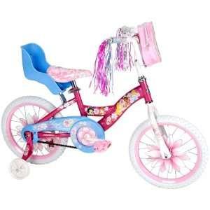 Huffy 16 Inch Girls Princess Bike (Pink) Sports