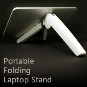 Foldable Stand/Holder/Cradle for iPad Macbook Laptop