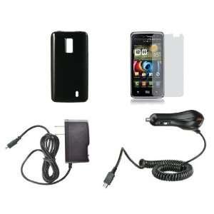 LG Spectrum (Verizon) Premium Combo Pack   Black