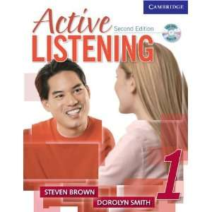 Active Listening 1 Students Book with Self study Audio CD