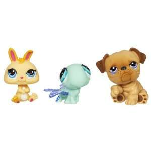 Littlest Pet Shop 3 Pack Of Pets 1  Toys & Games