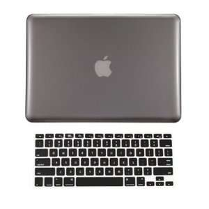 Case Cover and Keyboard Cover for Macbook Pro 15 A1286 with TopCase