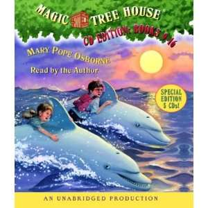 Magic Tree House CD Collection Books 9 16 (9780807218709