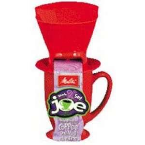 Melitta 64012 Ready Set Joe One Cup Coffee Maker Home