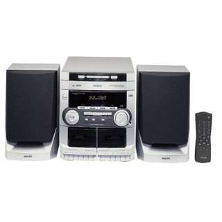 Philips FWC100 Compact Stereo System Electronics