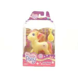My Little Pony Friendship Ball Jewel Pony ~ Gem Blossom  Toys & Games
